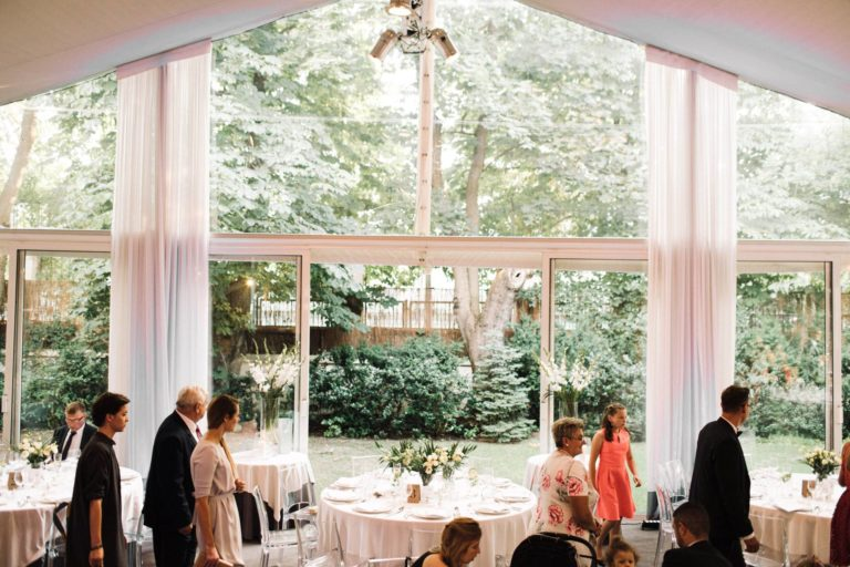 villa foksal wesele