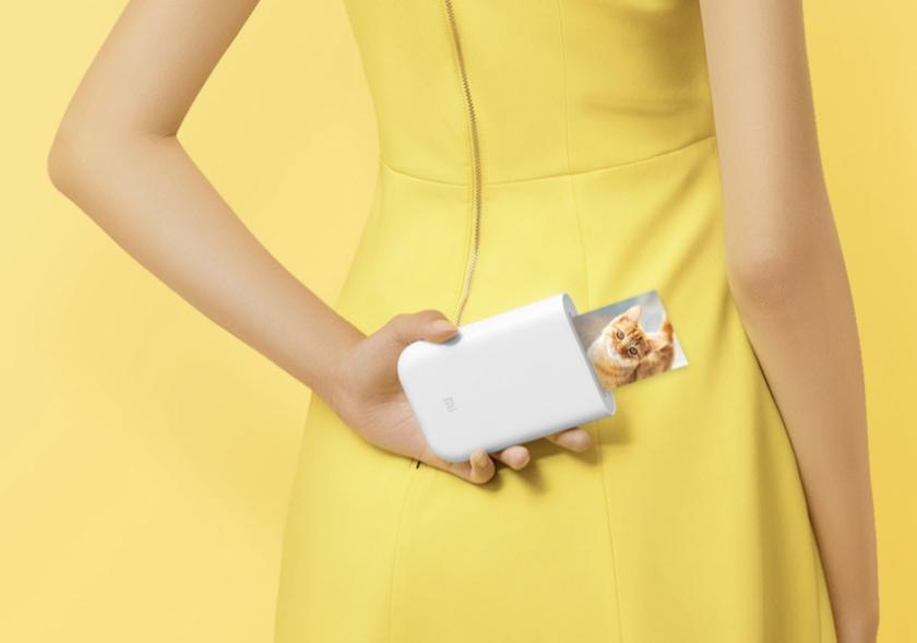 Xiaomi Mini Kieszonkowa drukarka fotograficzna