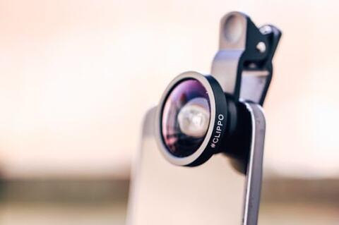 obiektyw do smartfona